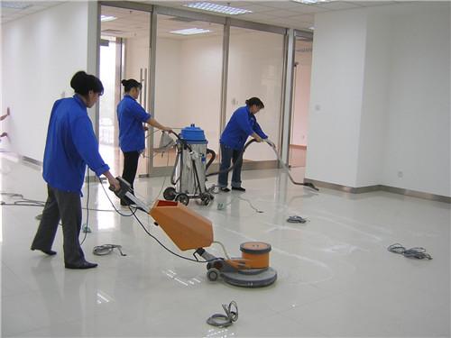 地板清洗打蜡